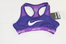 Sujetador/Top Nike Pro ( SKU228) T. M violeta