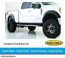 Smittybilt Perfect Fit M1 Fender Flares for 2017+ Ford Superduty F250 & F350