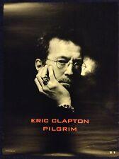 Eric Clapton - Pilgrim Promo Poster - Mint Condition