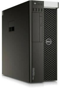 36 Core 72Threads 2 Xeon E5 2697V4 workstation 2TB NVME SSD 256GB ram Dell T7810