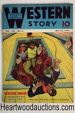Western Story May 31, 1941 Harry Sinclair Drago