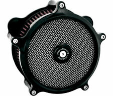 PERFORMANCE MACHINE SUPERGAS AIRFILTER BLACK BT 93-16  P0206-2006B RETAIL $536