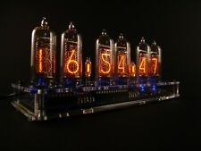 IN-14 Nixie Tube Clock. With Tubes.