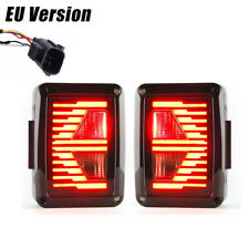 Newest Rear LED Brake Turn Singal Reverse Tail Lights For Jeep Wrangler JK 07-17