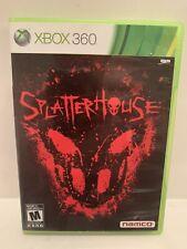 Splatterhouse (Microsoft Xbox 360, 2010) MINT DISC CIB