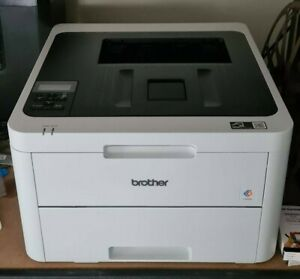Brother HL-L3230CDW Colour Wireless LED Laser Printer with Auto Duplexer