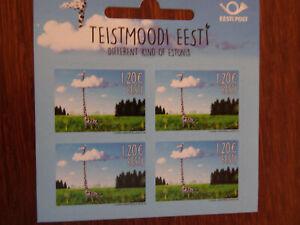 Estonia 2015 Mi# 829FB, MNH, Nature