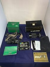 Olympus OM PC 35mm Camera With 65:200mm F4 Lens And More In Boxes