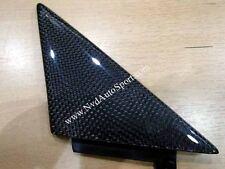 AUDI TT 8J MK2 2006 - 2014 carbon fiber Interior Inner Side Mirror covers
