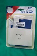 Plastimo Pavillon Code Flag 2 SEA FLAGS (N12)