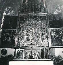 AUTRICHE c. 1958 - Retable de l' Église de St Wolfgang  - Div 10446