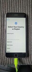 iPhone 6s - 64GB - Space Grey (EE - Unlockable via EE website for £8.99)