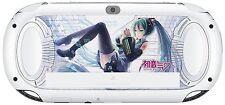 PlayStation Vita Hatsune Miku Limited Edition 3G / Wi-Fi Model PCHJ-10001 NEW