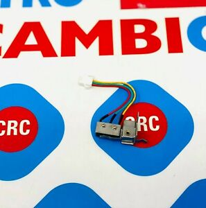 MICROINTERRUTTORE RICAMBIO CALDAIE ORIGINALE BOSCH CODICE: CRC87387033710