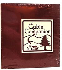 Cabin Companion - guest log,rules of the cabin,checklists and more NEW