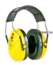 Peltor Kapselgehörschutz Optime I gelb H510A