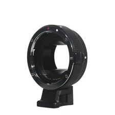 Auto Focus AF Adapter For Canon Eos EF EF-S Sony E Mount lens to Sony NEX Series