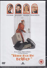 Blame it on the Bellboy - Dudley Moore New & Sealed R2 Pal DVD
