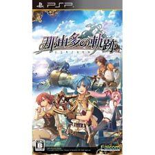 Used PSP Nayuta No Kiseki Regular Edition Japan Import