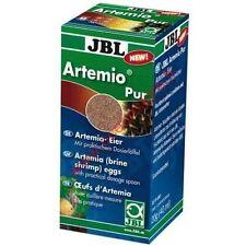 JBL Artemio Pure 1.4oz Eggs Artémias of Quality Batch of 6 Boxes