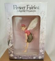 Cicely Mary Barker (Retired) CHERRY TREE #86972 Flower Figurine Garden Fairy