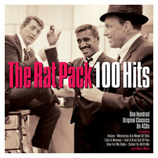 The Rat Pack - 100 Hits (4CD 2017) NEW/SEALED