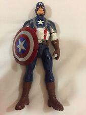 "Marvel Figura Capitán América Soportes de altura aproximadamente 8"""