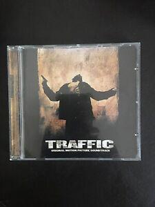 Various Artists/ Cliff Martinez - Traffic Original Soundtrack CD