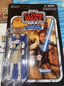 Hasbro Star Wars Vintage Collection The Clone Wars Obi-Wan Kenobi VC103...
