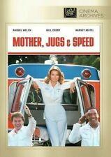 Mother Jugs & Speed DVD Widescreen NTSC Format