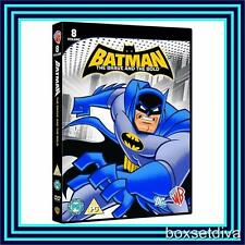 BATMAN: THE BRAVE AND THE BOLD VOL 8 **BRAND NEW DVD***