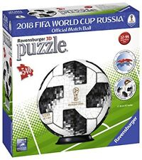 Ravensburger 12437 Match Ball 2018 FIFA World Cup 3d-puzzle