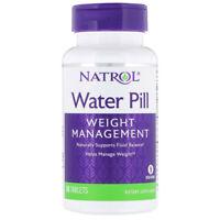 Natural Water Pill 60 Tablets   Juniper Parsley Uva-Ursi Extract & Buchu Leaf