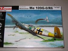 """1/72 Scale AZ Models Messerschmitt Me 109G-0/R6 """"V-Tail"""""""