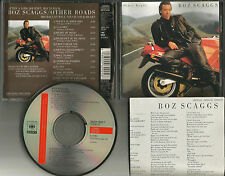 BOZ SCAGGS Other Roads 1988 w/ UNRELEASED BONUS TRK JAPAN CD USA Seller 25DP5011