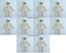 (10) Pack NEW LEGO Monster Fighters 9468 LOTR 9473 SKELETONS Minifigures Figures