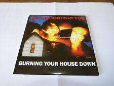 JIM JONES REVUE - CD collector 11T / 11 track promo CD ! BURNING YOUR HOUSE DOWN