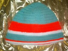 "NEW HAND-MADE CROCHET HAT ""MIAMI MAN"" RAP"