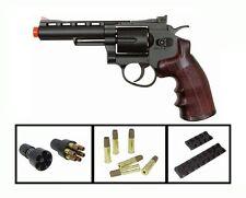 WinGun 4-inch Airsoft handguns Magnum Heavy Metal Revolver WG-701B FREE Shipping