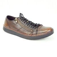 John Varvatos - Designer Brown/ Bronze Dress Sneakers - Size 9.5 US ($248)
