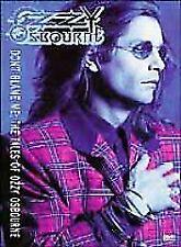 Ozzy Osbourne - Don't Blame Me DVD (Pal, 2001) Free Post