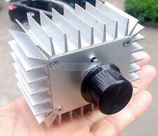 5000W/220V Spannungsregler Dimmer Speed Temperatur Volt Regler Regulator