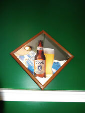 VINTAGE COOR'S BEER ROCKY MOUNTAIN BAR MIRROR