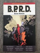 BPRD Being Human GN Mike Mignola Guy Davis Scott Allie Hellboy