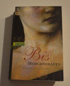 Buch,Bücher,Taschenbuch,Stephenie Meyer,Biss zum Morgengrauen,Carlsen