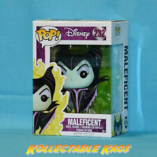 Sleeping Beauty Maleficent With Flames US Pop Vinyl Figure Funko