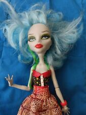"MATTEL Monster High Doll SKULL SHORES Ghoulia Yelps 11"" Doll"