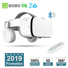 BOBO Z6 Virtual Reality Wireless VR Glasses Box Headset + Y1 Remote Controller