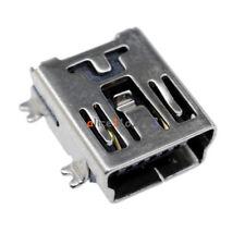 100PCS Mini USB SMD 5 Pin Female Mini B Socket Connector Plug