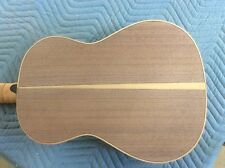 ''Second grade''classical guitar making kit tonewood for beginner